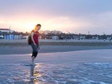 lori-at-sunset-beach